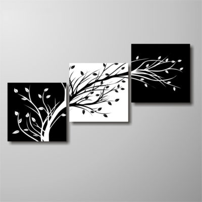 3 Panel Canvas Tree Canvas Pictures Wall decor