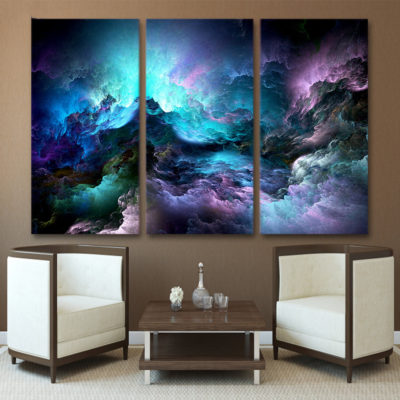 Abstarct Canvas Picture 3 Panels Canvas Pictures Wall decor