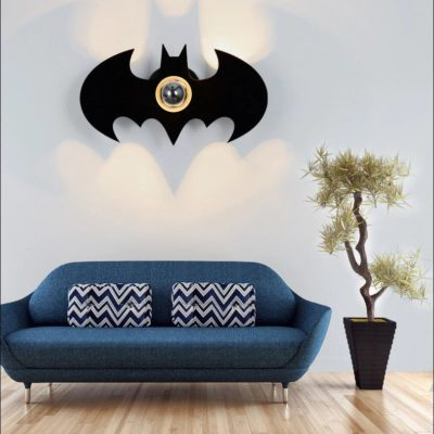 Batman Led Wall Lamp Kids Lighting Wall lamp