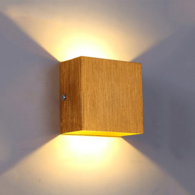 Cube LED Indoor Wall Lamp Lighting Wall lamp